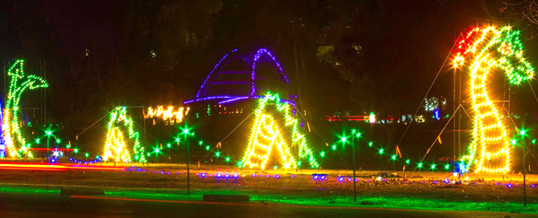 Fantasy of Lights Drive-Thru